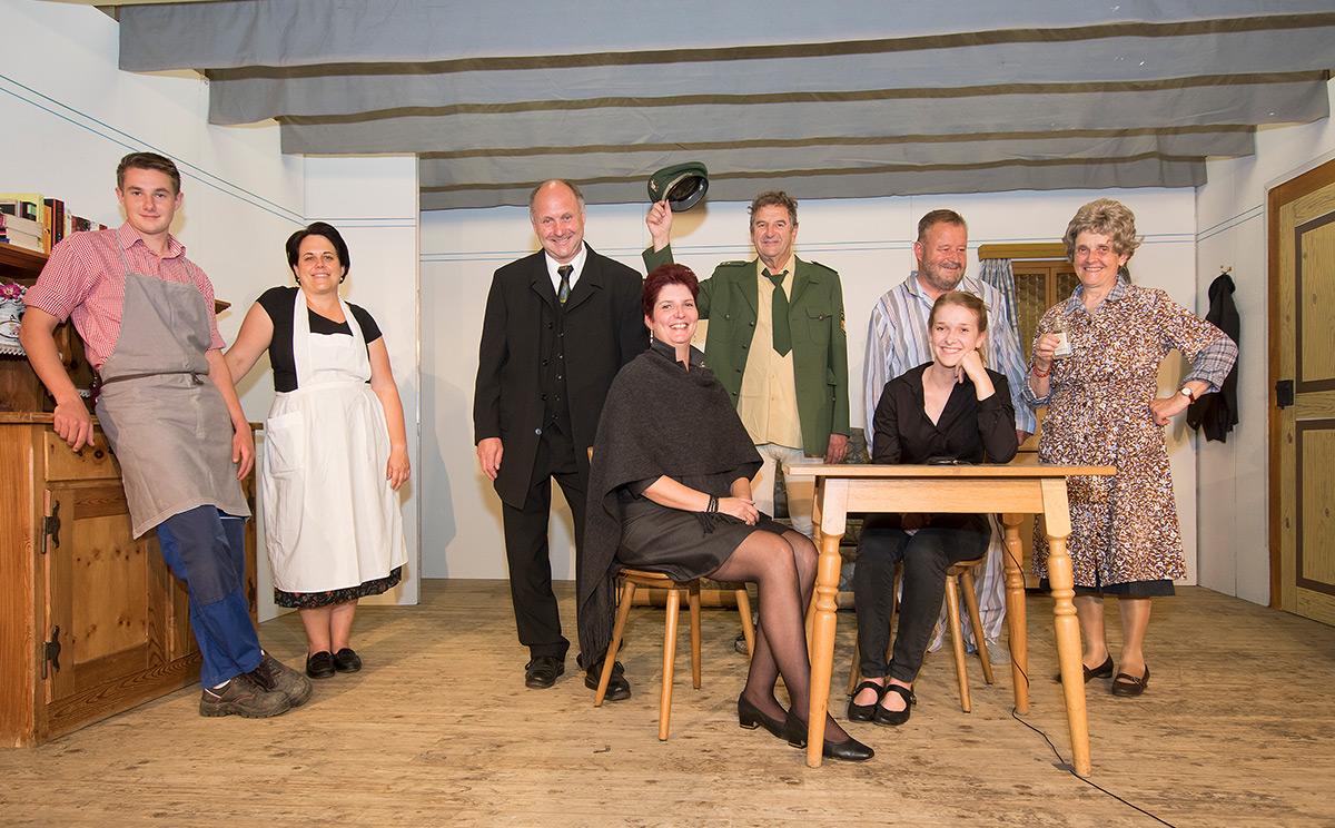 Bauerntheater Piding im Altwirt