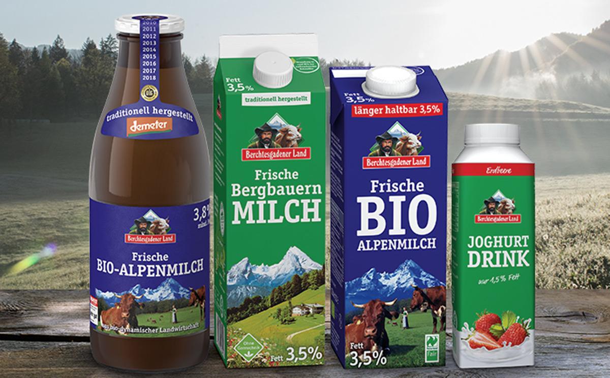 Bergbauernmilch Milchladen 14