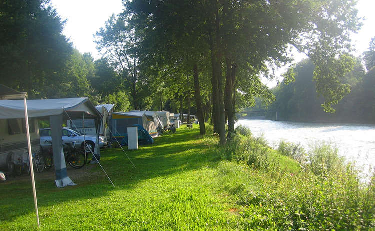 Camping Staufeneck Piding Rupertiwinkel