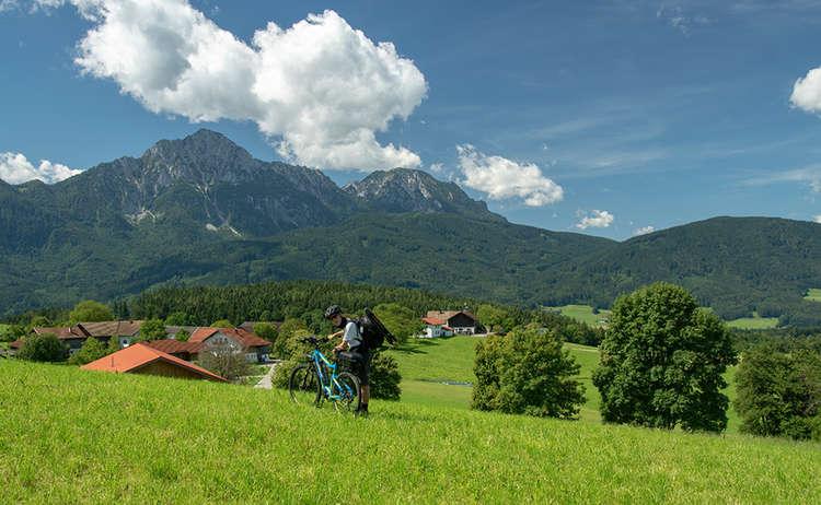 Mountainbike E Bike Rupertiwinkel Hoegl