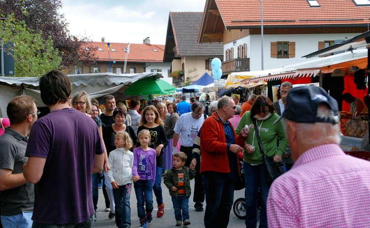 Rupertimarkt Piding Salzburgerstrasse