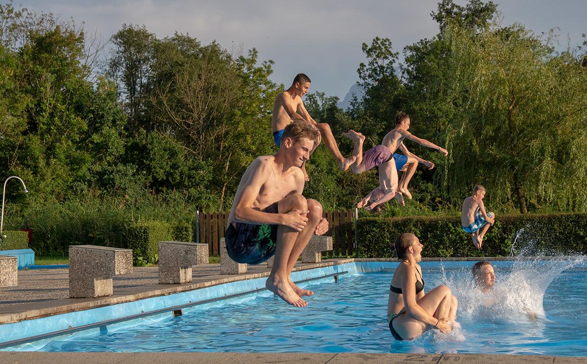 Waldschwimmbad Teisendorf 1