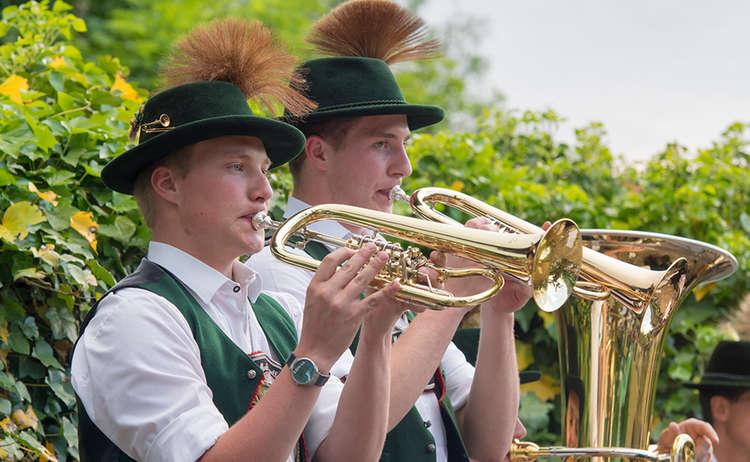 Echte Bayerische Blasmusik