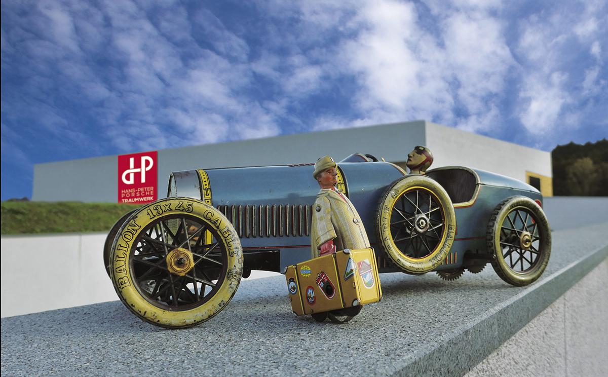Hans Peter Porsche Traumwerk