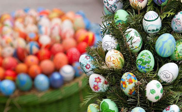 Das Ei: Das wichtigste Symbol des Osterfestes