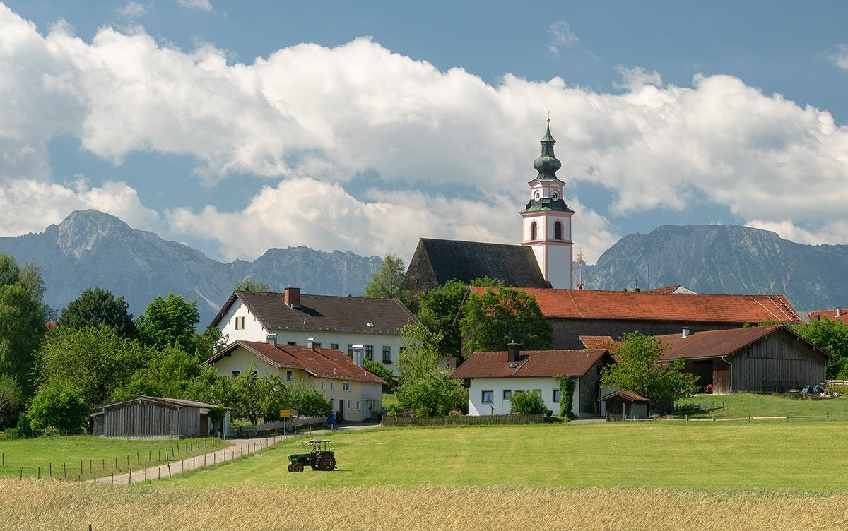 Pfarrkirche Mariae Himmelfahrt Weildorf 11