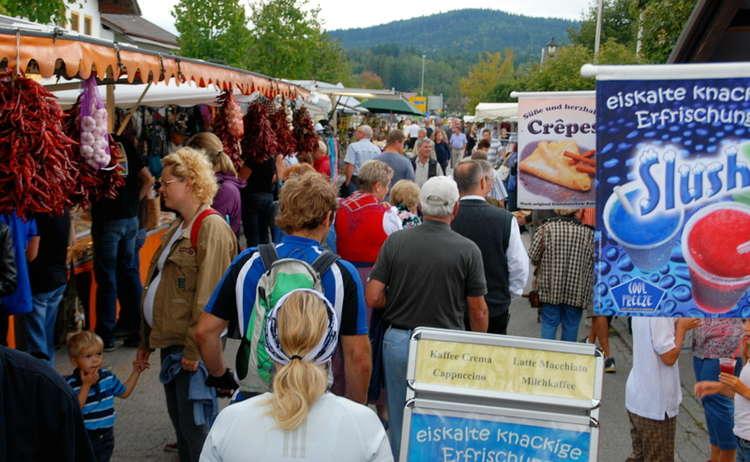Piding Rupertimarkt Wisbacherstrasse