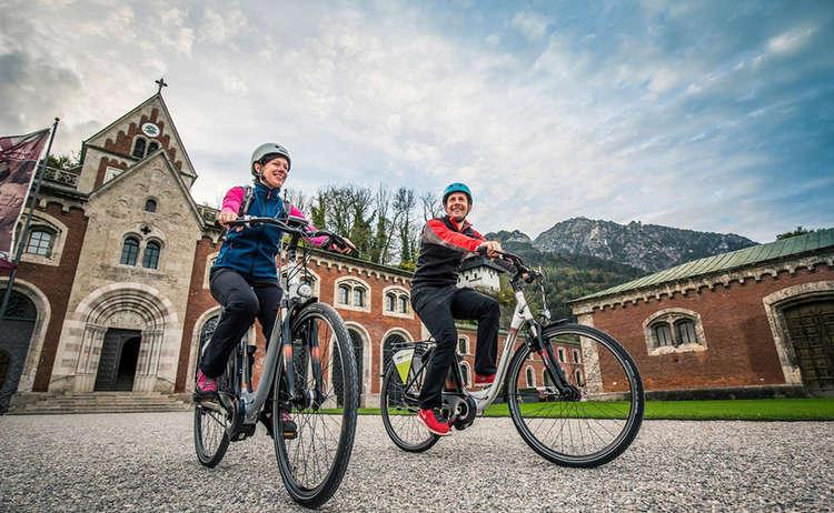 Radfahren Bad Reichenhall