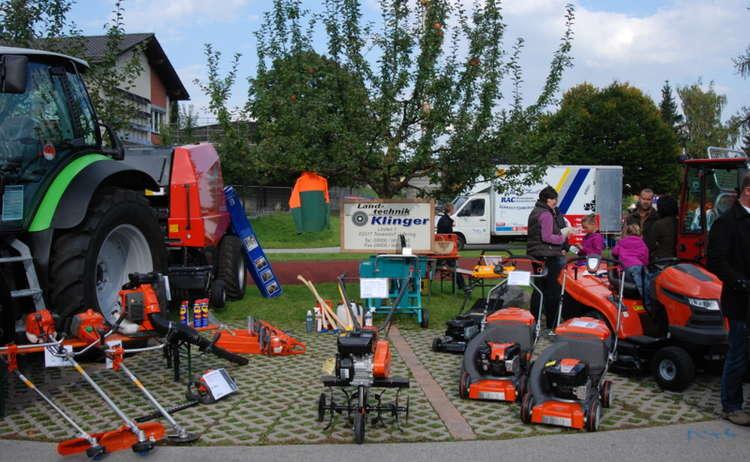 Rupertimarkt Piding Gartentechnik