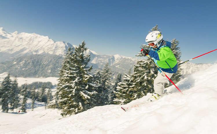 Skigebiet Hochschwarzeck