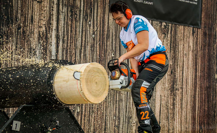 STIHL TIMBERSPORTS ®  Stock Saw